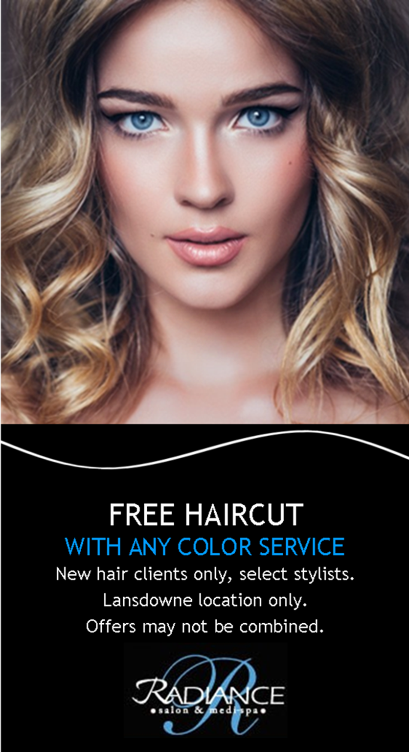 Hair Salon Appointments Available In Leesburg Va Radiance Salon
