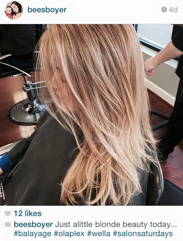 Hair by Brittany Boyer